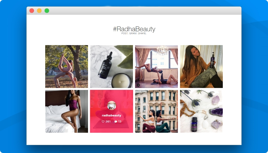 instapics instagram feed best shopify apps
