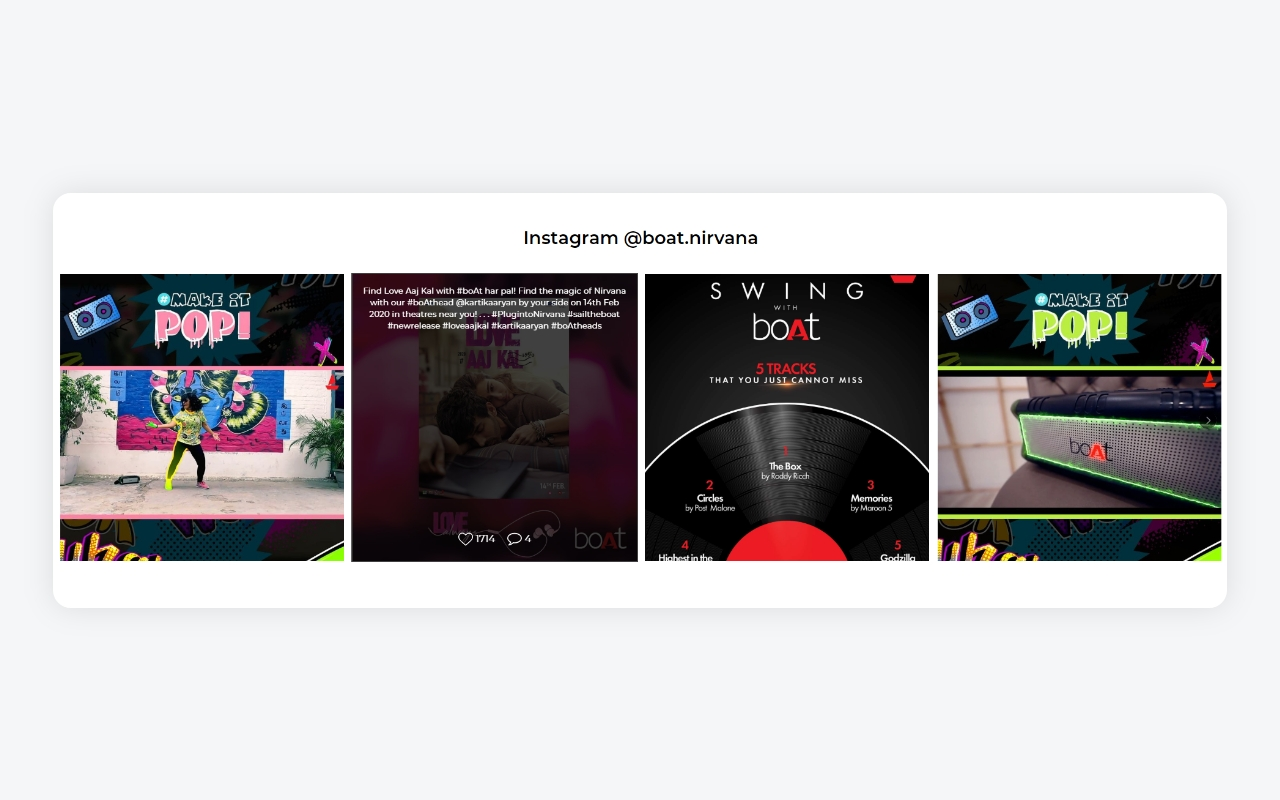Offers professionally designed multiple gallery layouts –Slider