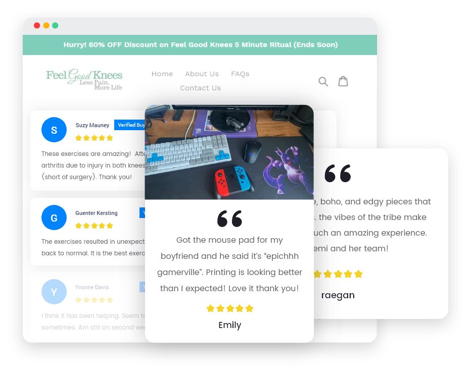 evm reviews and testimonials