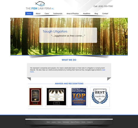 website redesign wordpress